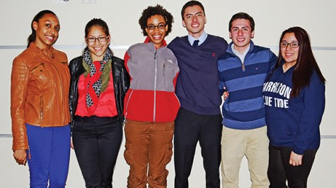 New Faces of Student Government