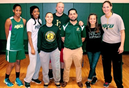 NJCU celebrates National Girls and Women in Sports Day
