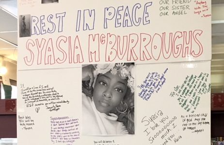 Seeking Justice for Syasia McBurroughs
