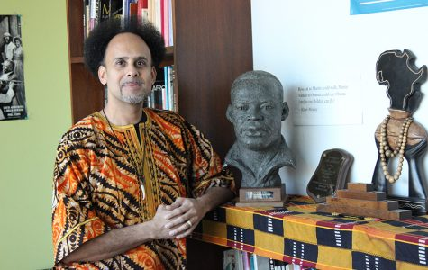 Dr. Will Guzmán appointed as new Director of Lee Hagan Africana Studies Center