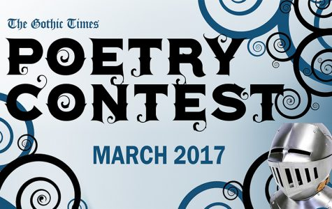 Enter The Gothic Times Poetry Contest Now!