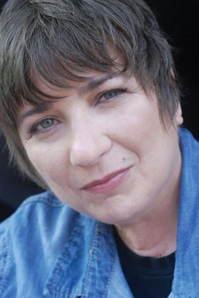 Annie Lanzillotto, NJCU's writer on campus. *Courtesy of www.annielanzillotto.com