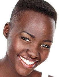 A sign of the times? Lupita Nyong'o was named People Magazine's Most Beautiful Person for 2014.