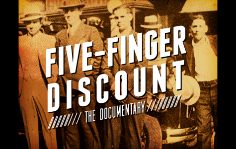 An Interview with Helene Stapinski, the woman behind Five-Finger Discount