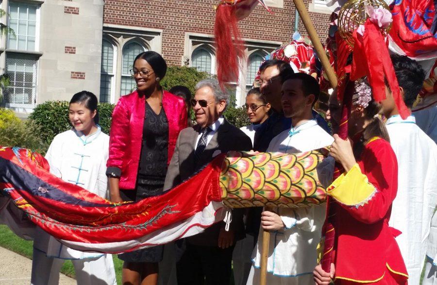 NJCU Celebrates the Mid-Autumn Festival