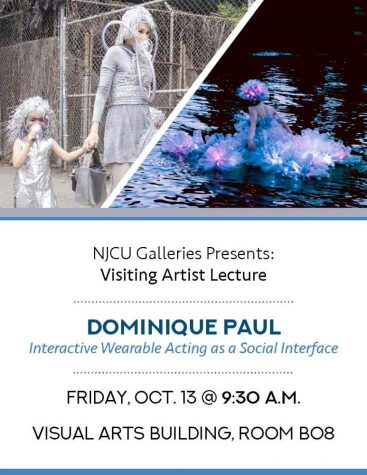 Visiting Artist Lecture by Dominique Paul