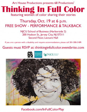 Thinking in Full Color, Free Show on Oct. 19